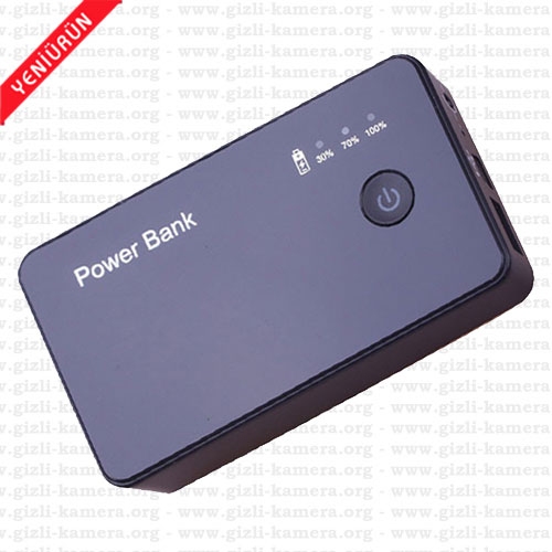 Power Bank Gizli Kamera